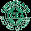 ICEA bio tanúsítvány